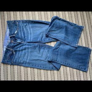 Women Gap sexy boot Jeans